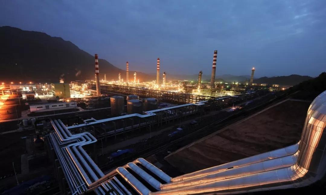 塔里木油田,一体化大型油气生产供应企业!