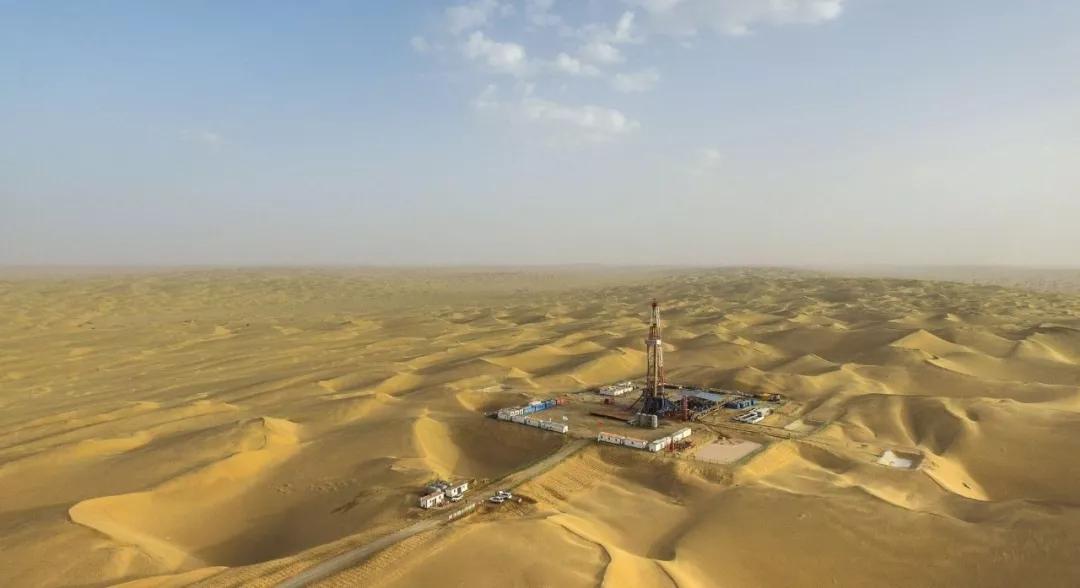 千亿方级大气田再现,IP-guard客户塔里木油田又取得重大突破