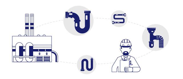 塑料管道企业的信息防泄密